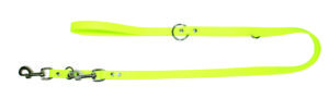 Laisse-biothane-multiposition-3-metres-jaune