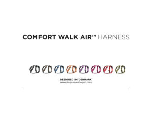 Harnais dog copenhagen comfort walk air différents coloris